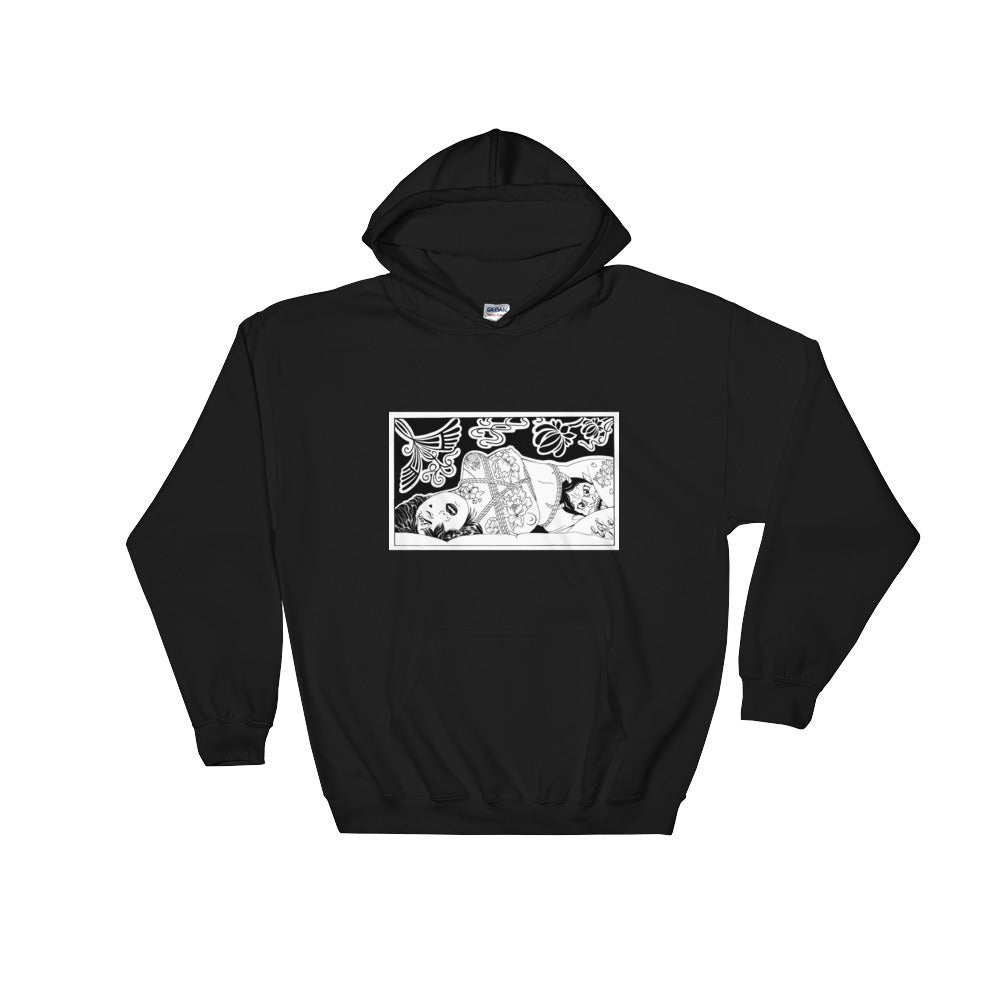 Bound Hooded Sweatshirt