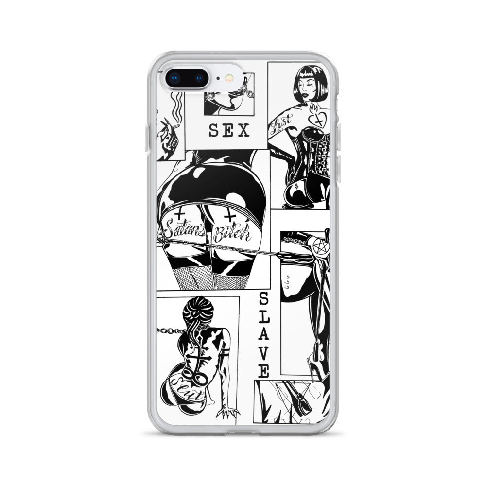 Sex slave iPhone Case