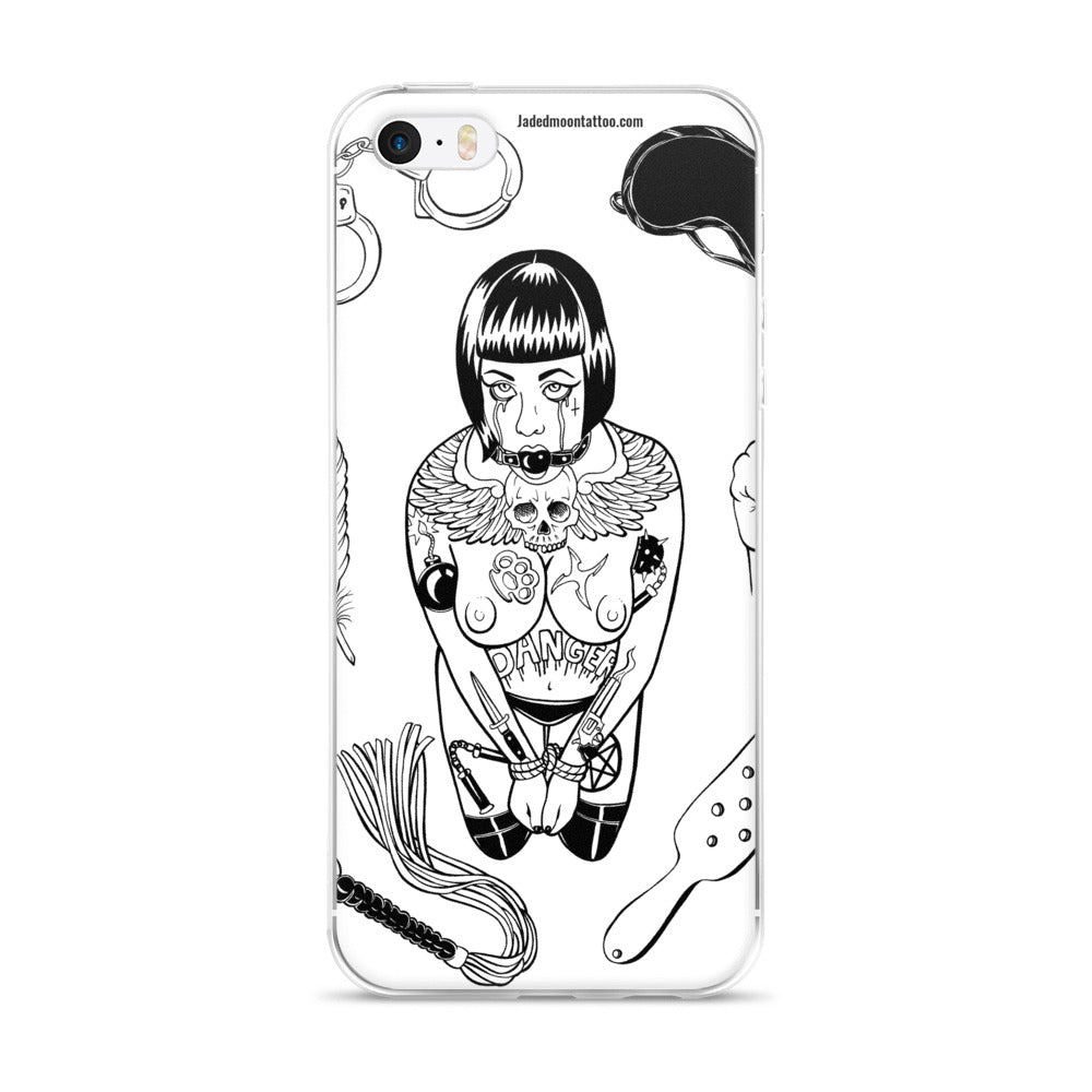 Dangerous iPhone Case