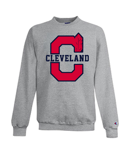 Cleveland Chief Crewneck Sweater