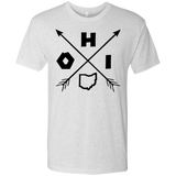 Native Ohio Crossed Arrows Tee