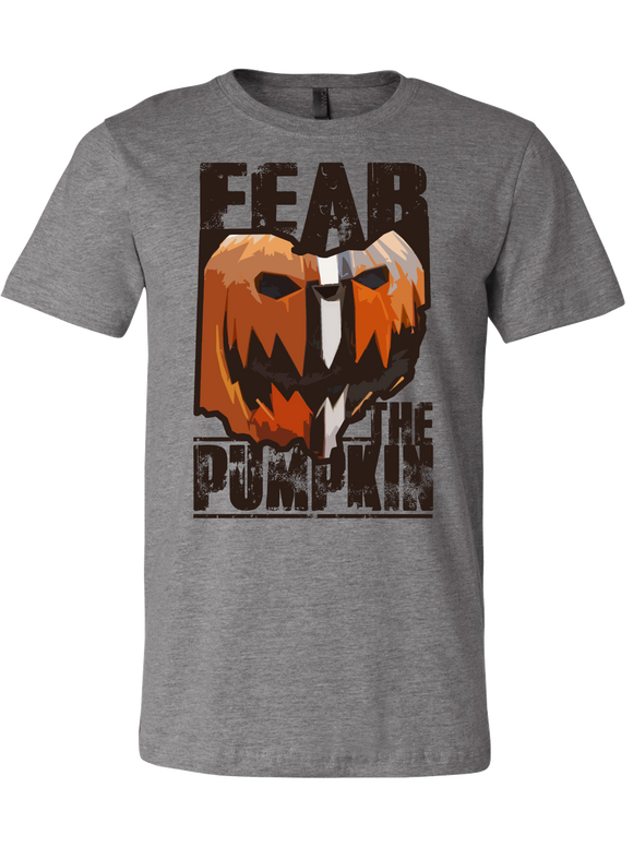 Fear The Pumpkin Tee
