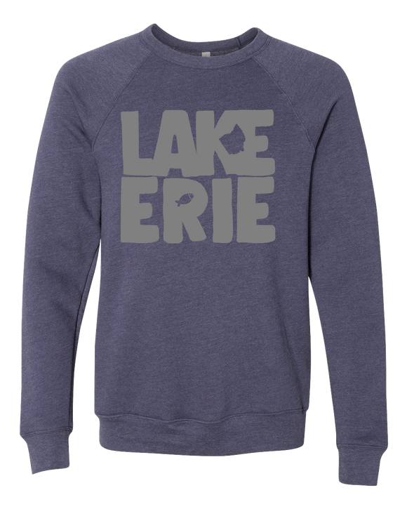 Lake Erie Crewneck Sweater