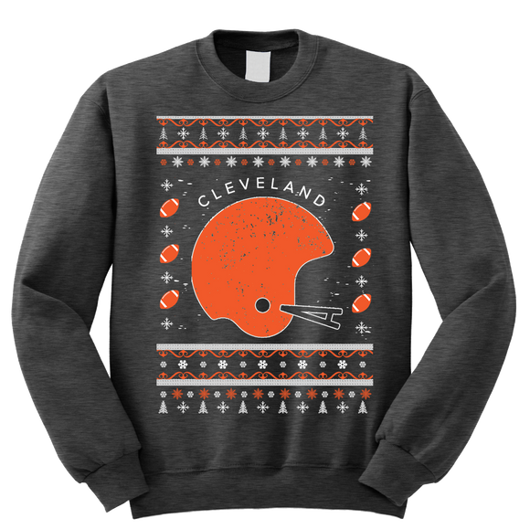 Browns Ugly Sweater Crewneck