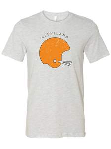 Cleveland Football Old-School  Tee