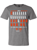 Lot's Of L's, Browns Perfect Season Tee