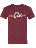 Cle Tribal Arrow Tee