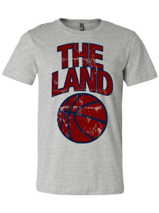 The Land Basketball Tee