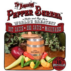 Pepper Barrel - main