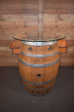 Arcade Wine Barrel Front