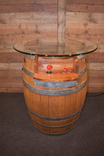 Arcade Wine Barrel Side