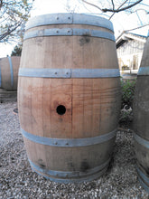 Wine Barrel Planter - Bordeaux
