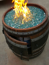 Wine Barrel DIY Fire Pit
