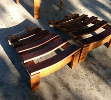 Adirondack Footrests - Pair