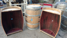 Wine Barrel Halves