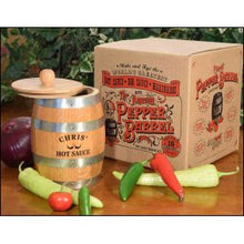 Pepper Barrel and box