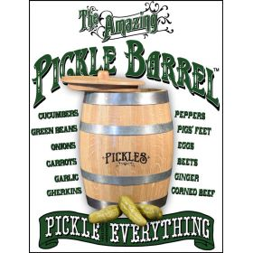 Pickle Barrel - main