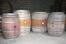 Puncheon Wine Barrel Comparison