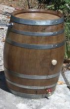 Rainbarrels chained end