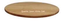 Quarter Sawn White Oak Table Top