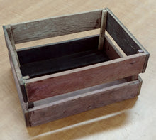 Wine Tank Stave Crate