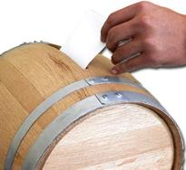 Gift Card Wine Barrel