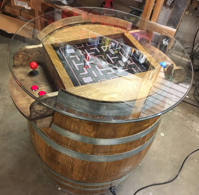 Arcade Wine Barrel