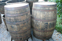 Whiskey Barrels - pair