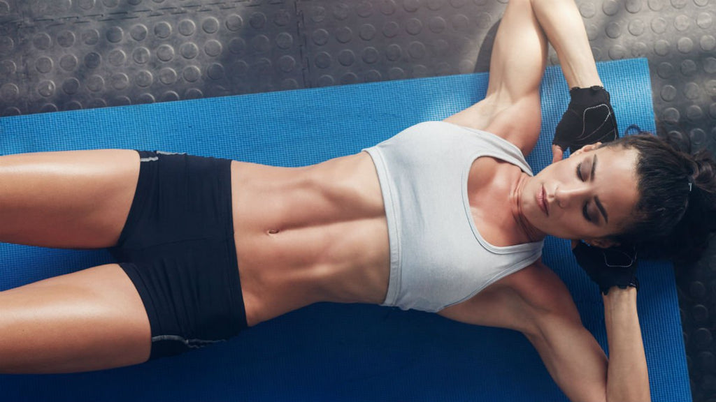 How to Get Super Toned Abs in Record Time