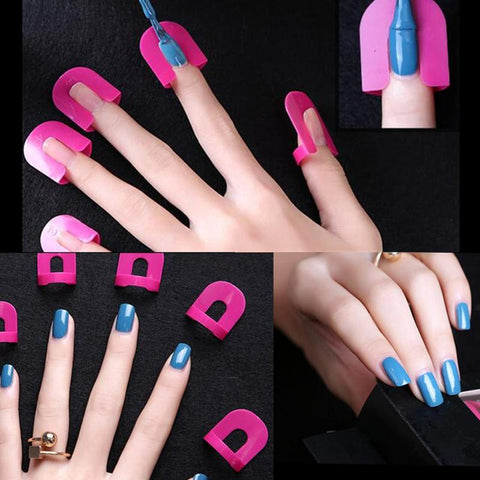 Create Perfectly Painted Nails With The Nail Guards