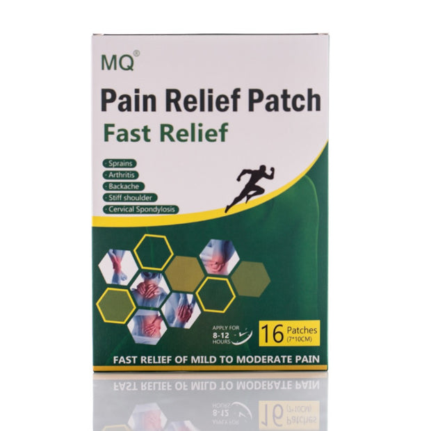 16pcs Fast Pain Relief Herbal Patch