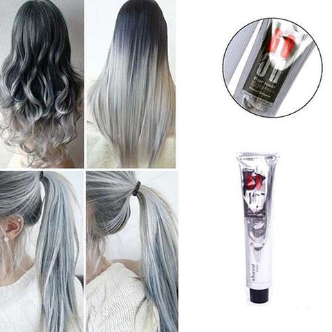 Fashion Natural Permanent Super Hair Dye Cream