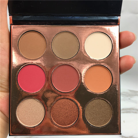 Fall Colours Eyeshadow Palette