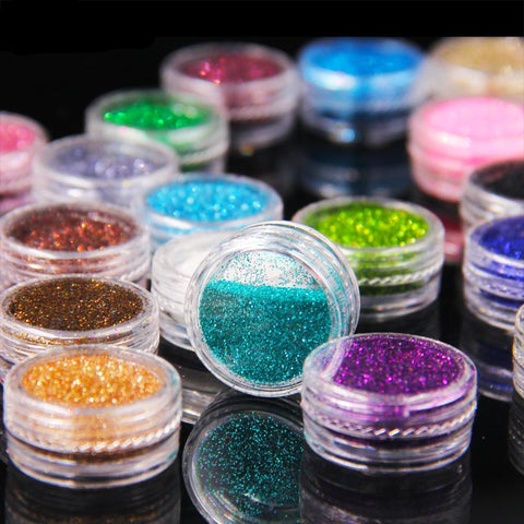 Powder Glitter Makeup Set