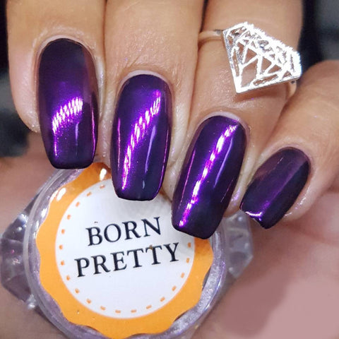 Chrome Nail Glitter Mirror Powder