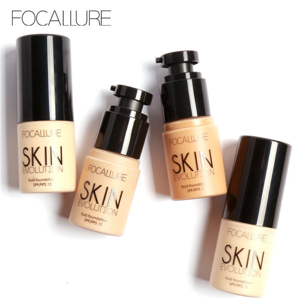 Focallure Face Foundation Makeup Base Liquid #06 Honey