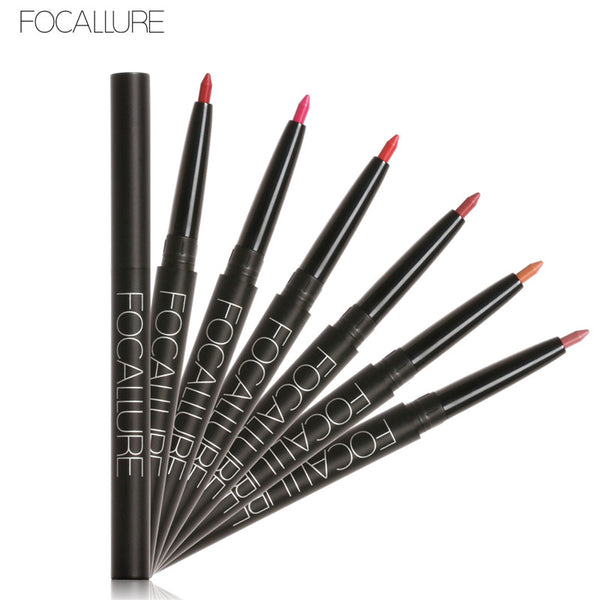 Focallure Waterproof Lip Liner - #11 Nude Desert