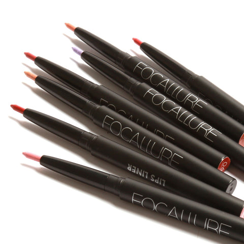Focallure Waterproof Lip Liner - #8 Fuzzy Wuzzy