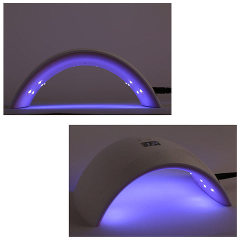 UltraFast® Nail Gel Dryer LED Lamp by Focallure