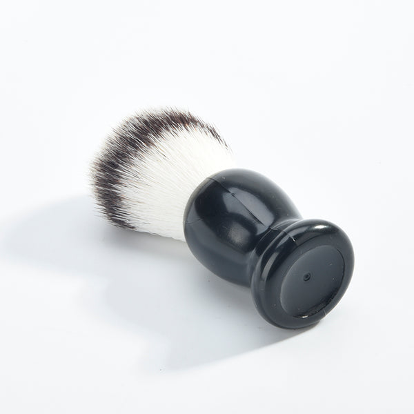 Nylon Shaving Brush With Wood Handle