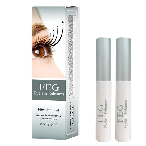 Natural Eyelash Enhancer Serum Twin Pack