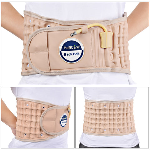 Inflatable Massaging Back Brace