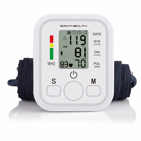 Home Health Care Blood Pressure Monitor