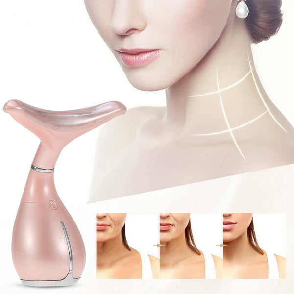 Photon Therapy Neck Wrinkle Massager