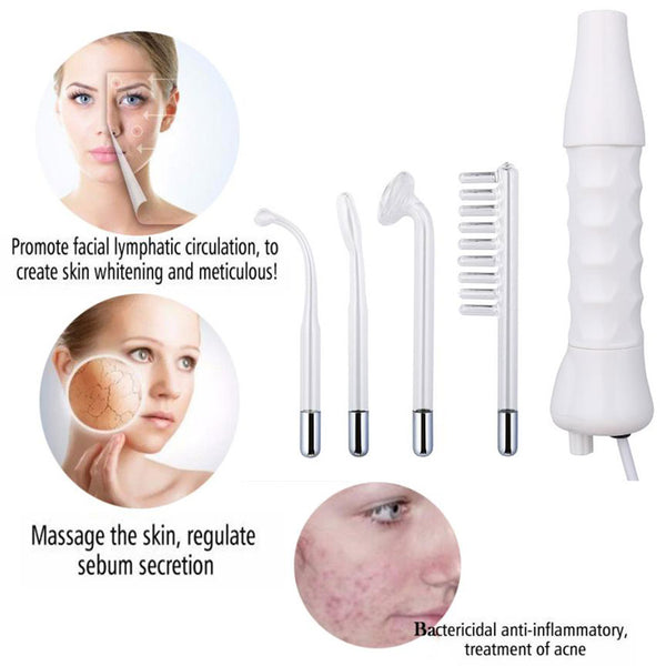 4 In 1 High Frequency Facial Instrument