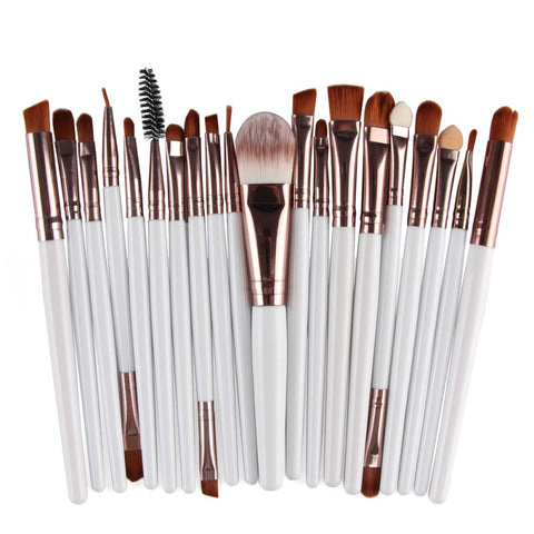 15 Pcs Makeup Brush Set