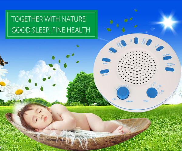 Natural Sound Sleep Relaxation Machine