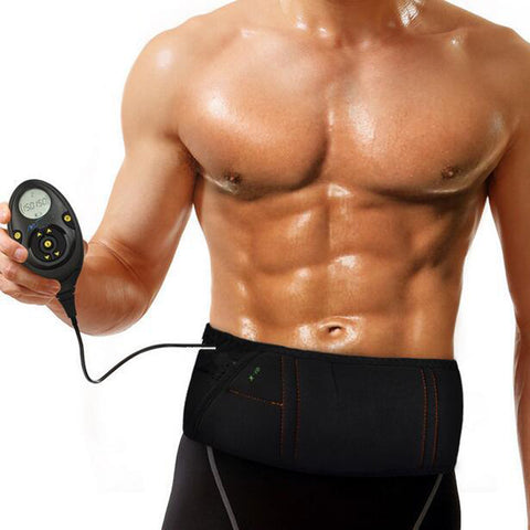 Rechargeable Muscle Stimulation Work Out Belt