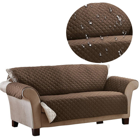 Waterproof Reversible Sofa Cover