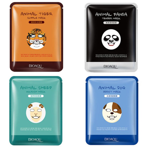 Fun Animal Facial Masks